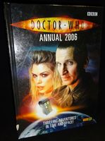Doctor Who: Annual 2006 - Hardcover